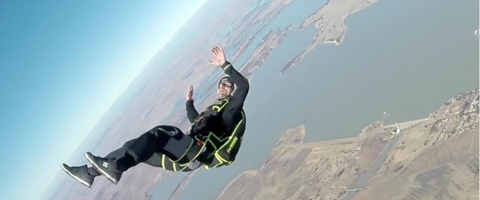 Skydiveonthevaal